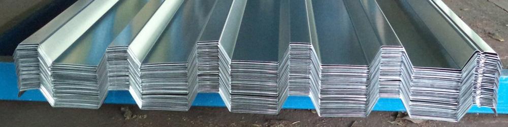 Aluminium cserepeslemez
